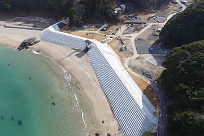 23年災荒漁港災害復旧ほか整備工事