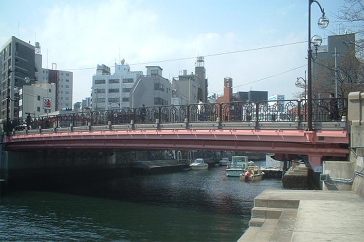 橋梁耐震補強工事(高橋)