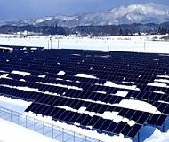 太陽光発電施工サンプル写真2