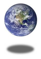 地球のイメージ画像